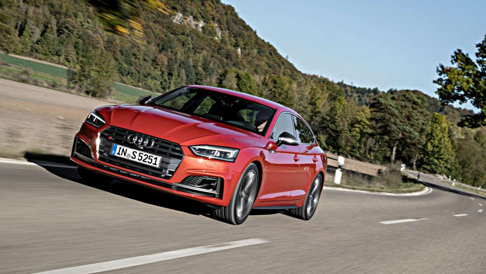 Der Audi A5 kann derzeit nicht gebaut werden.