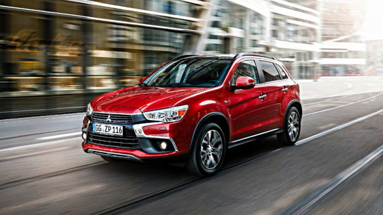 Mitsubishi ASX: Aufgehübscht in neuen Lebensabschnitt