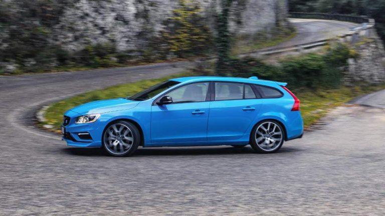 Volvo V60 Polestar: Schwedens Hochleistungssportler