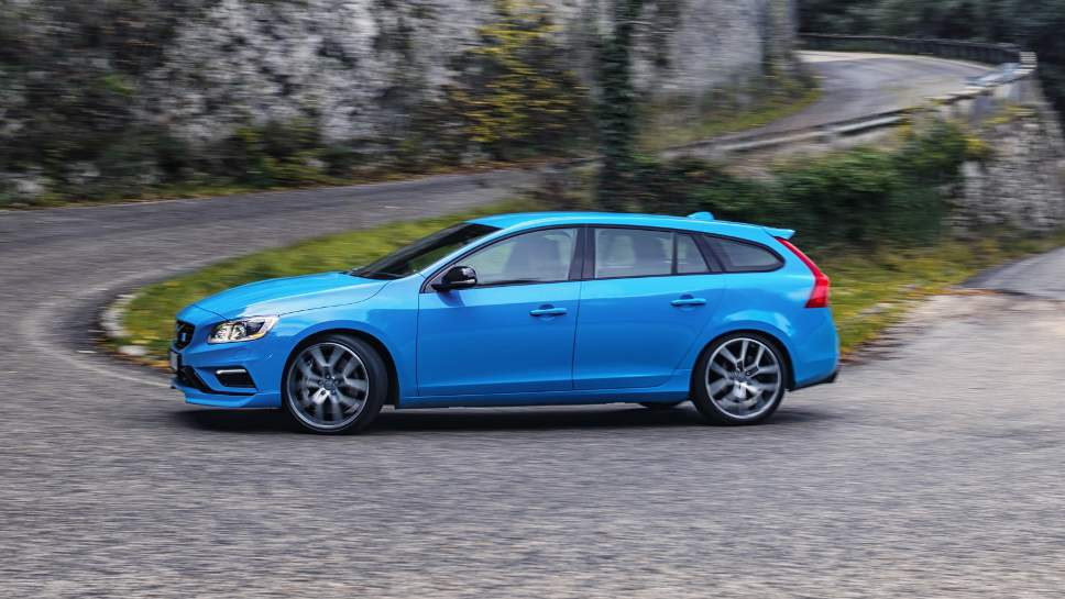 Polestar erhält ein eigenes Logo für die getunten Volvo-Fahrzeuge
