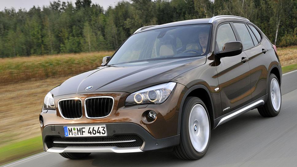 Sehr erfolgreich präsentiert sich der BMW X1