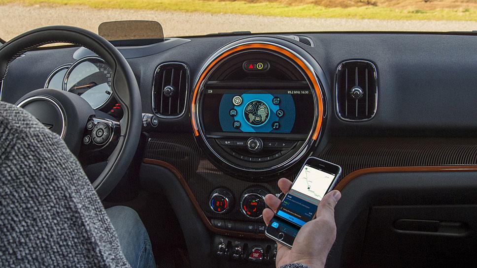 Der neue Mini Countryman avanciert zum vollständigen Kompakt-SUV