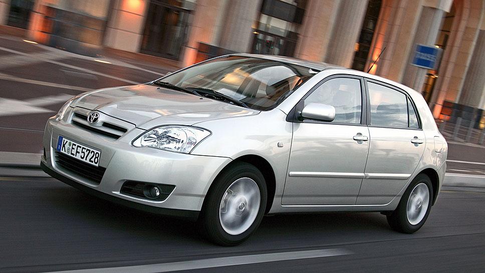 Auch der Toyota Corolla ist vom Rückruf betroffen