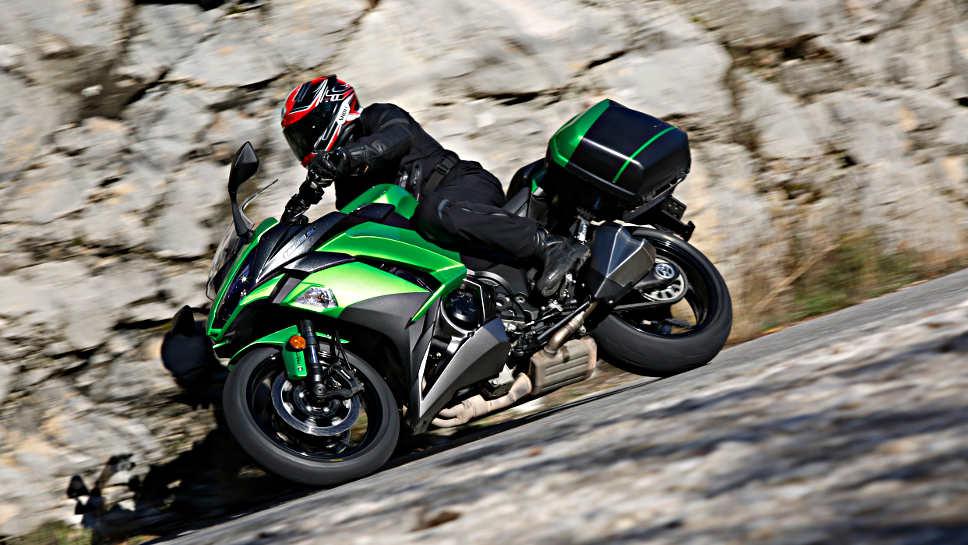 Die Kawasaki Z1000SX kommt in dritter Generation.