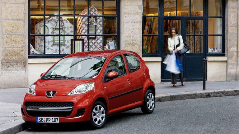Peugeot 107: Zuverlässiger Stadtfloh