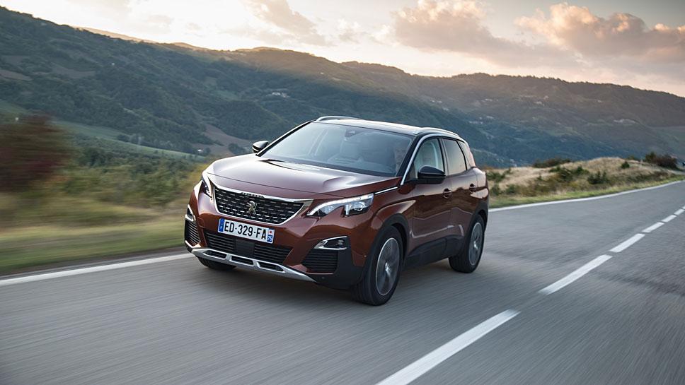 Peugeot fährt mit dem 3008 ins SUV-Segment
