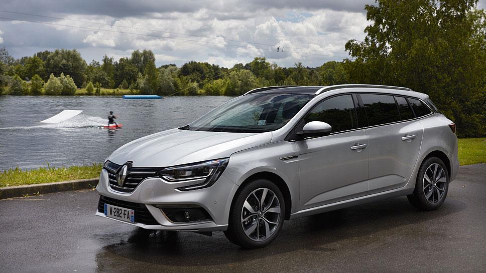 Der Renault Grandtour komplettiert die Modellfamilie