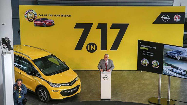 Opel Meriva avanciert zum Crossland X