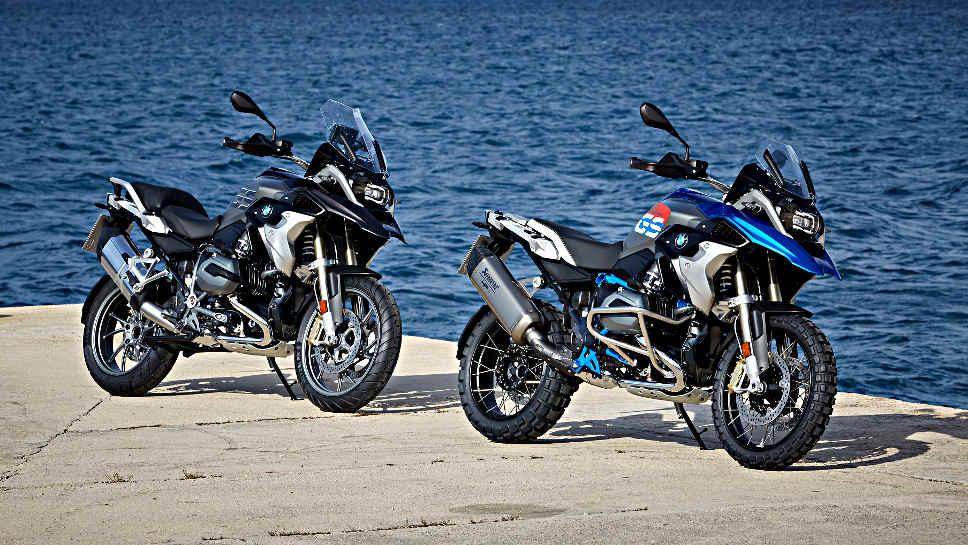 Neuerungen für die BMW R 1200 GS
