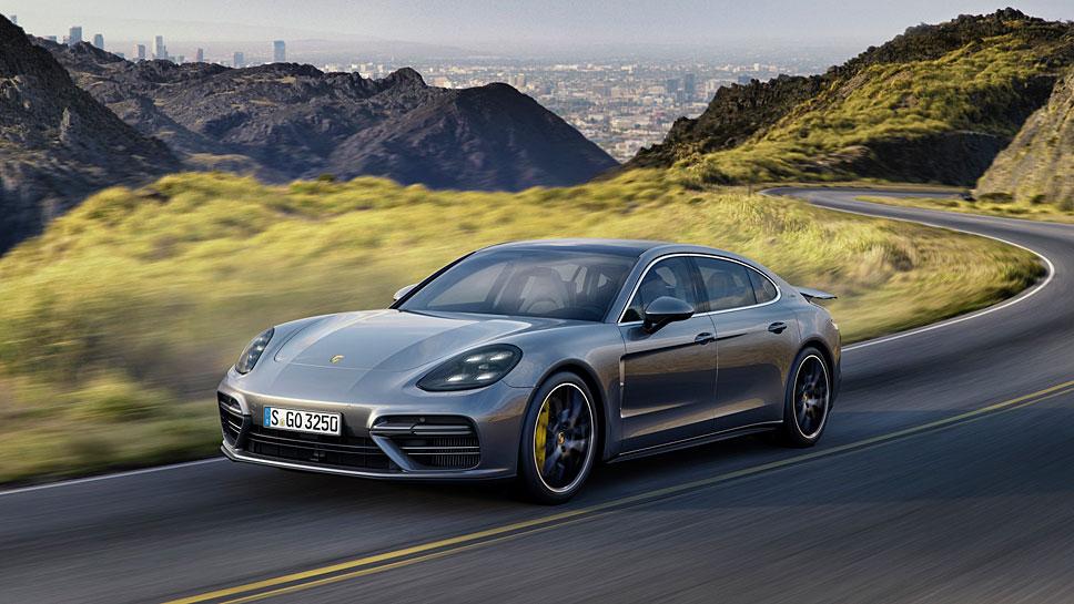 Porsche verlängert den Panamera um 15 Zentimeter
