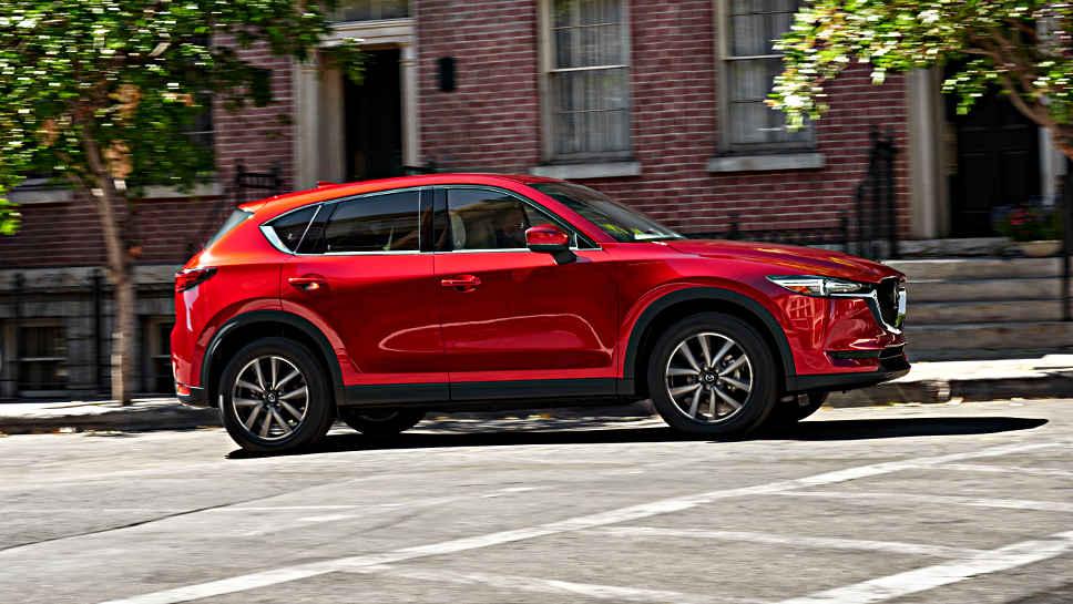 Der Mazda CX-5 wurde in L.A. vorgestellt