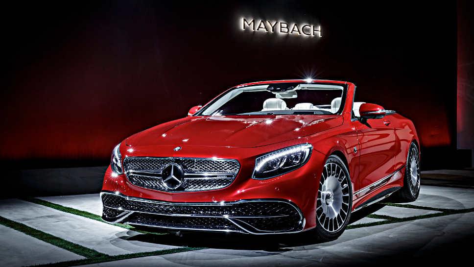 Mercedes-Maybach hat das Cabrio auf 300 Einheiten limitiert.
