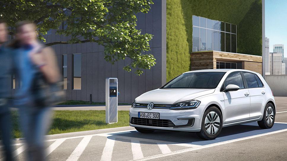 VW produziert den neuen e-Golf ab April auch in Dresden