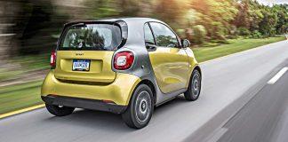 Smart verkauft in Nordamerika nur noch E-Autos.