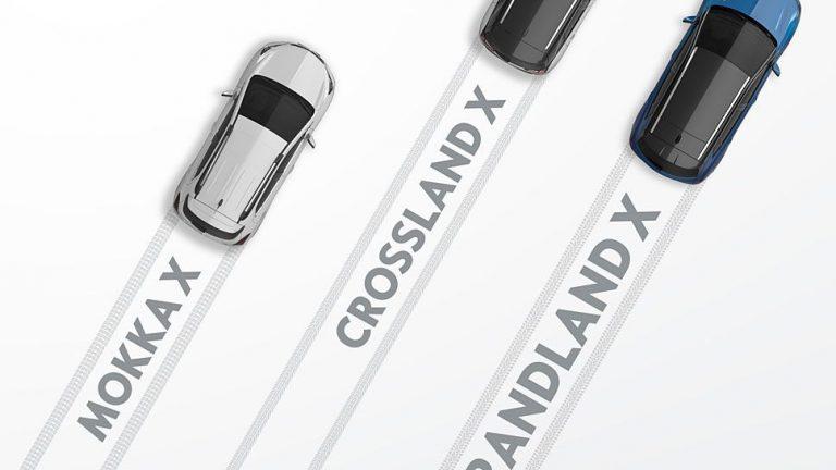 Opel Grandland X folgt Crossland X