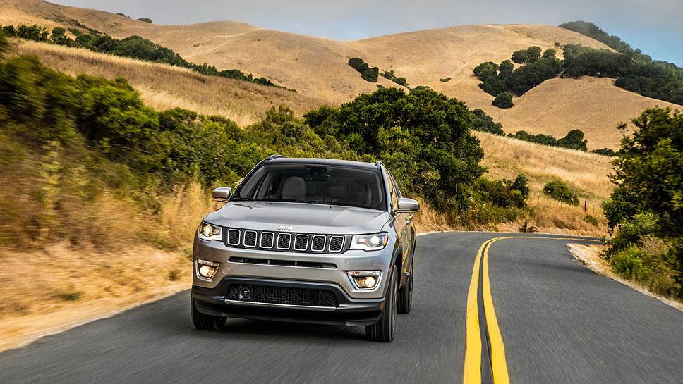 Jeep wagt einen neuen Anlauf mit dem Compass