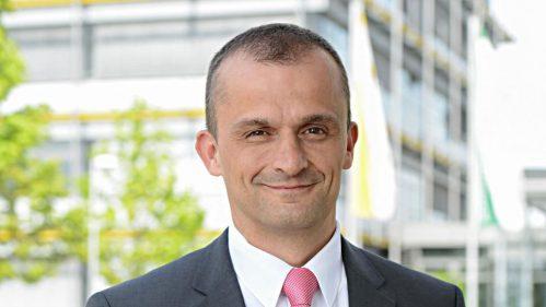 Matthias Zink zieht bei Schaeffler Anfang 2017 in den Vorstand ein.