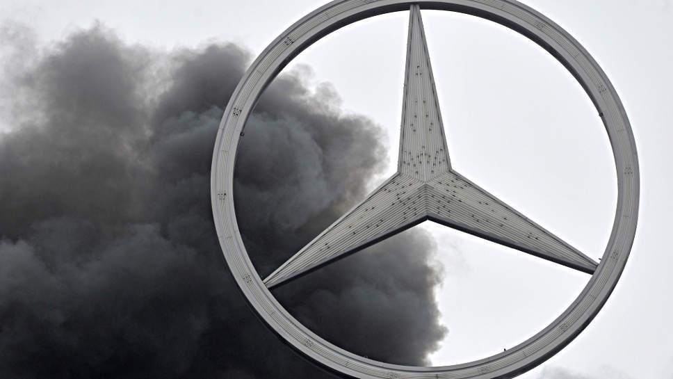 Die Staatsanwaltschaft ermittelt gegen Daimler-Mitarbeiter.