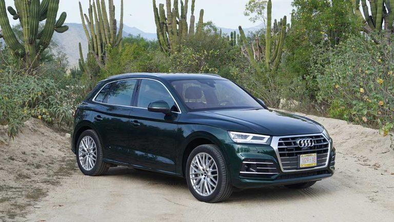 Audi Q5: Komfortabel und sportlich zugleich