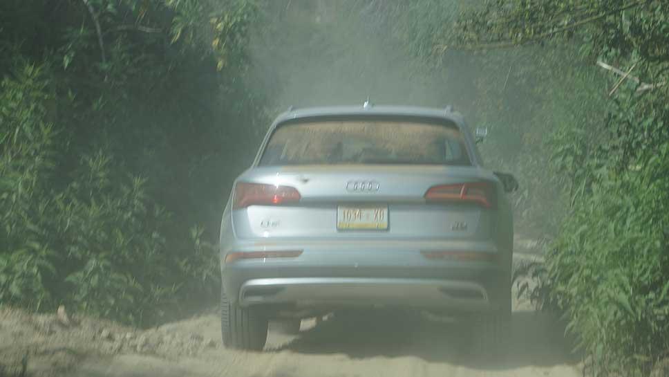 Audi hat den Q5 der zweiten Generation völlig neu aufgestellt