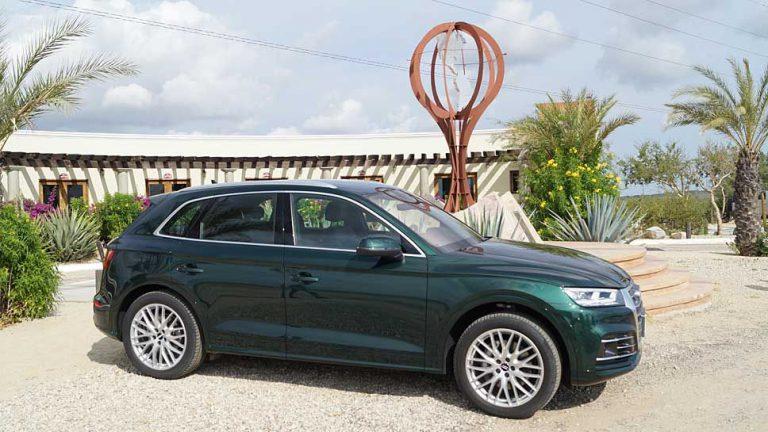 Audi Q5: Fiesta Mexikana