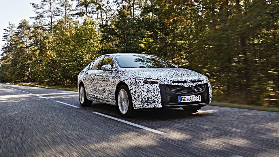 Der neue Opel Insignia soll fahraktiver als sein Vorgänger sein.