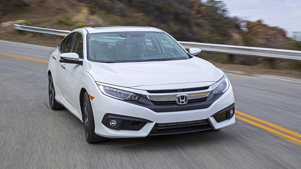 Der Honda Civic wurde zu einem Weltkonzern.