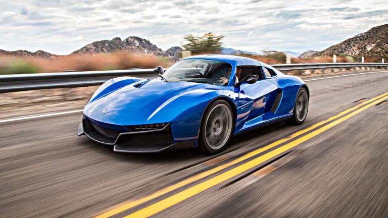Rezvani Beast Alpha: Spektakulärer Roadster