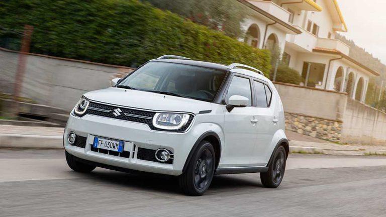Suzuki Ignis: Noch eine Stufe tiefer ins Gelände