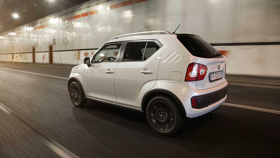 Suzuki kehrt nach zehn Jahren mit einem neuen Ignis zurück