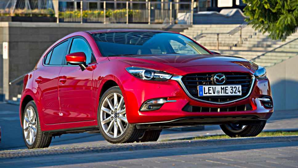 Der neue Mazda3 kommt im Februar auf den Markt.
