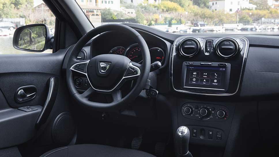 Dacia hat den Sandero weiter modernisiert