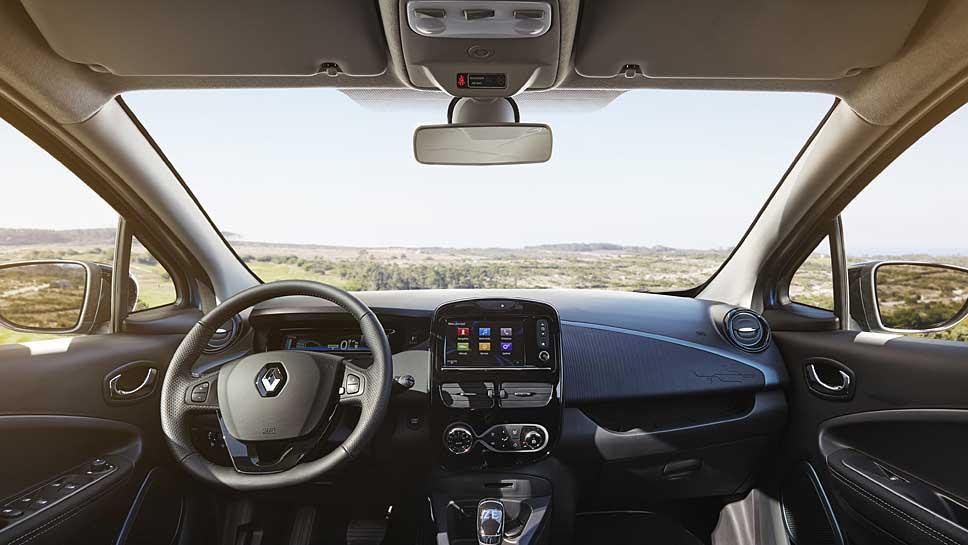 Renault hat die Reichweite des Zoe stark erweitert.