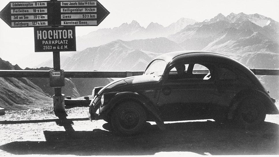 1937 wurde der Grundstein Volkswagen gelegt