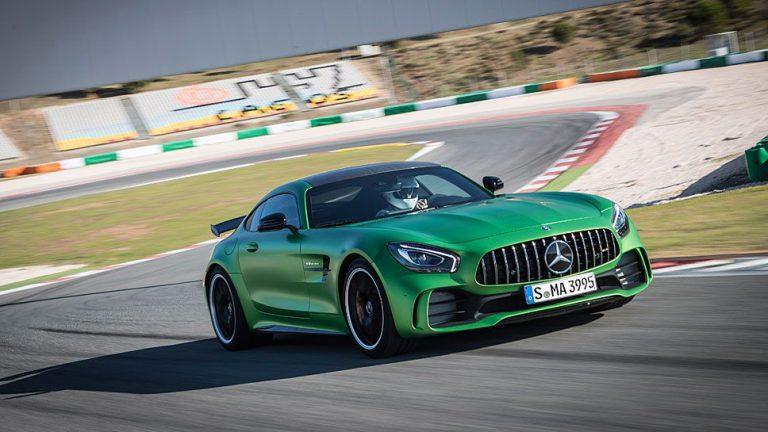 Mercedes-AMG GT-R: Leidenschaftlicher Heißsporn