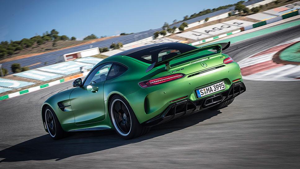 Mercedes-AMG bläst mit dem GT-R zum Angriff