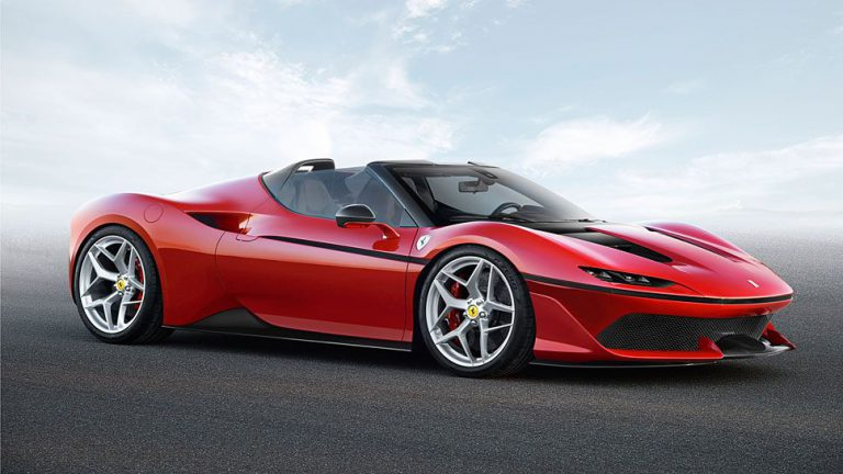 Ferrari feiert Japan-Jubiläum