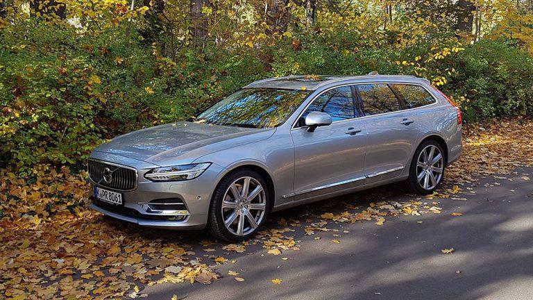 Volvo V90: Nicht nur optisch ein Statement