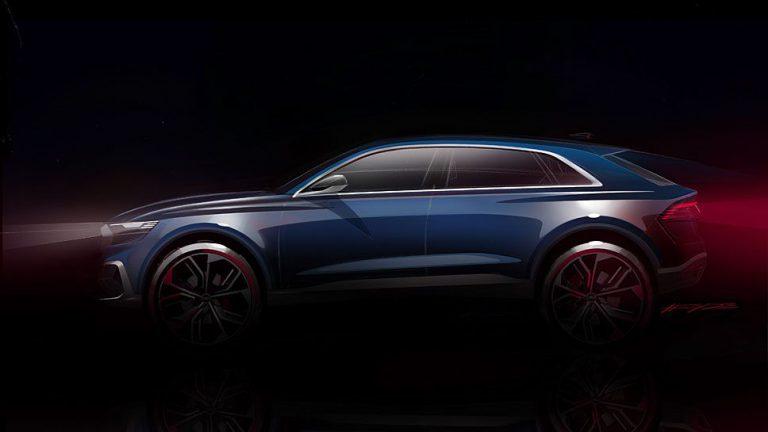 Audis neue Speerspitze der Q-Familie