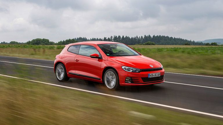 VW Scirocco: Nicht nur sportlich im grünen Bereich