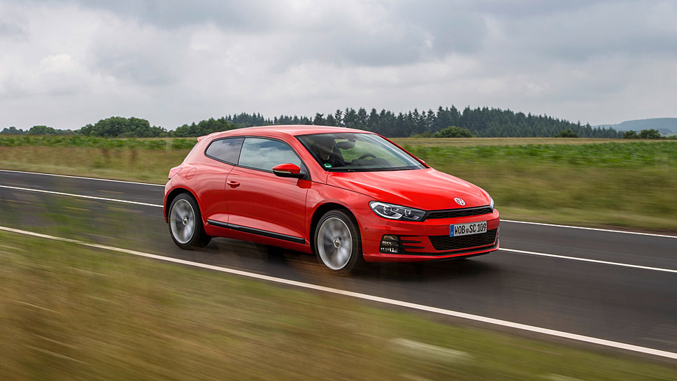 Der VW Scirocco bereitet selten Probleme