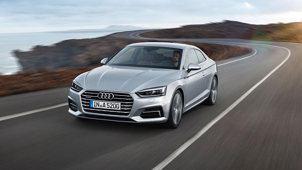 Mit neuen Modellen hofft Audi auf einen Umschwung