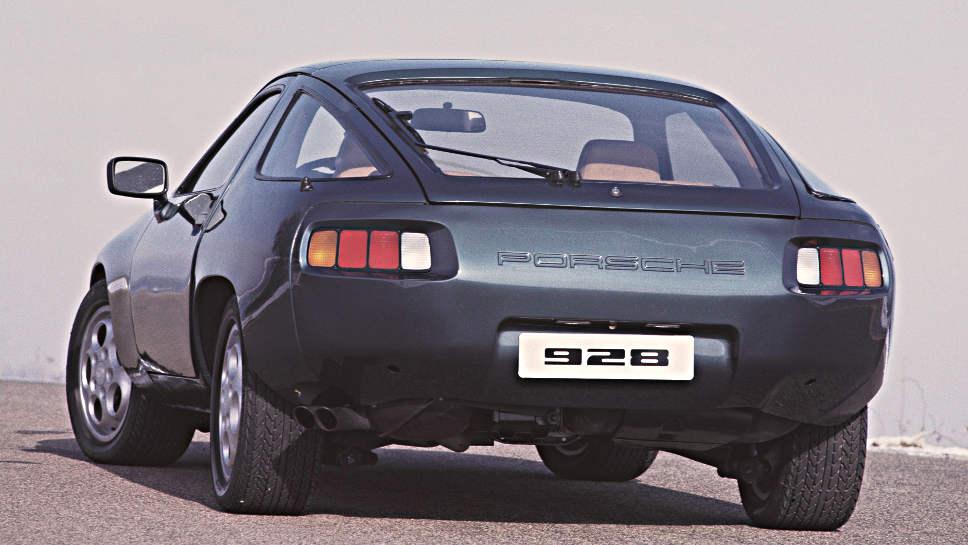 Der Porsche 928 kam 1977 auf den Markt.