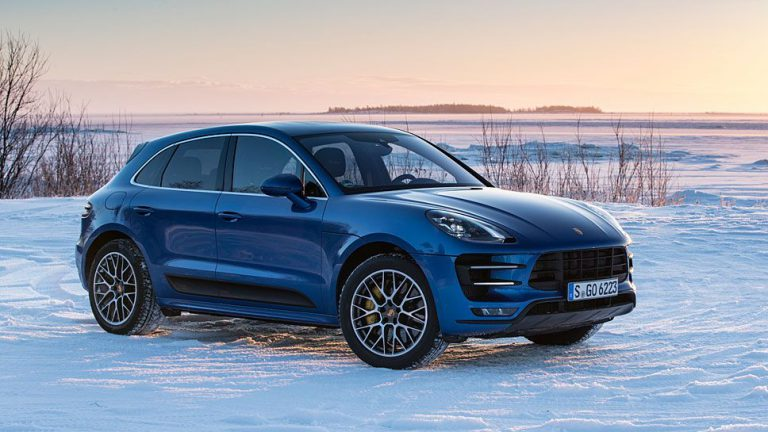 Porsche Macan Turbo: Verstärkte Performance
