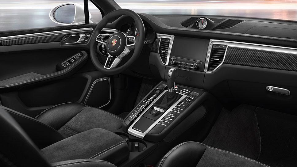 Porsche spendiert dem Macan 40 zusätzliche PS