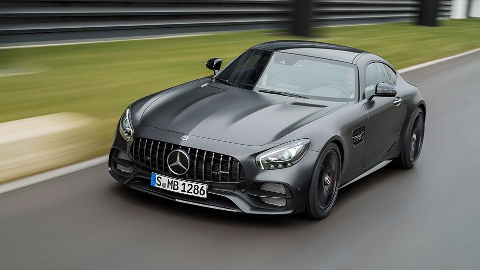 Mercedes-AMG beschenkt sich zum 50. Geburtstag selbst