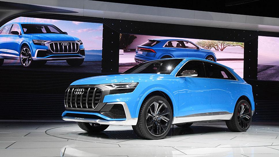 Audi baut den Q8 in der Slowakei
