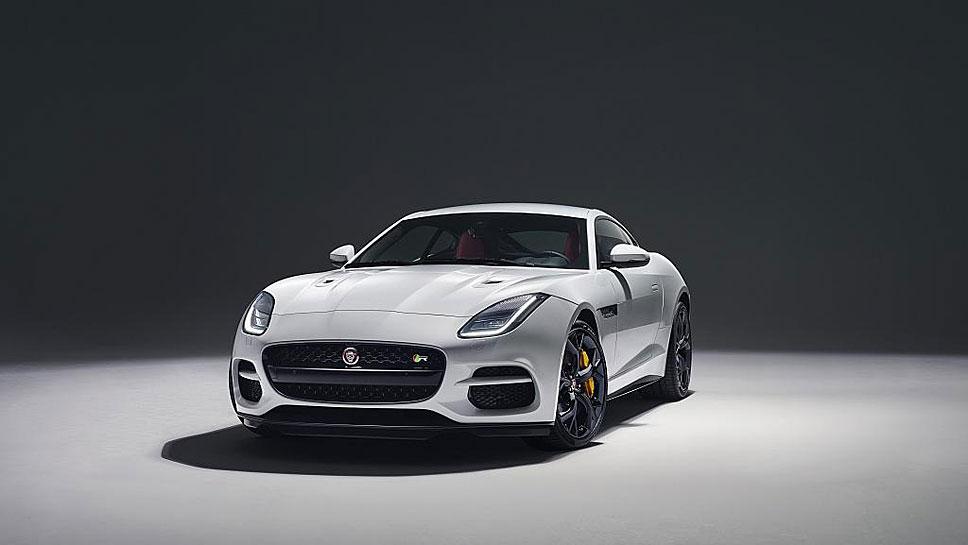 Jaguar frischt den F-Type auf