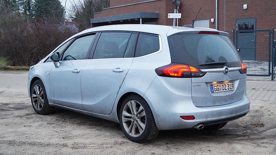 Die Ermittlungen gegen Opel wurden eingestellt