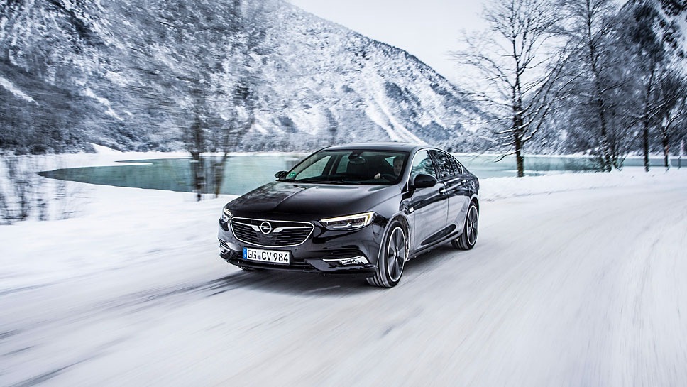 Der Opel Insignia Grand Sport ist mit Twinster-Allradantrieb noch agiler